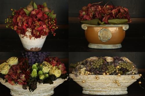 Pave' Florals