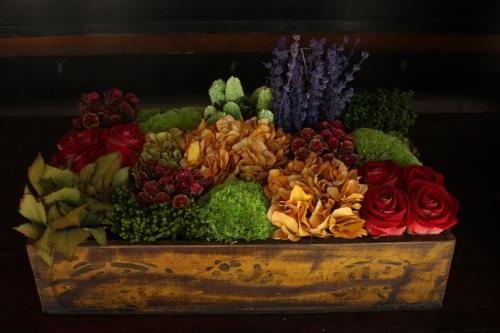 Garden Preserved Floral